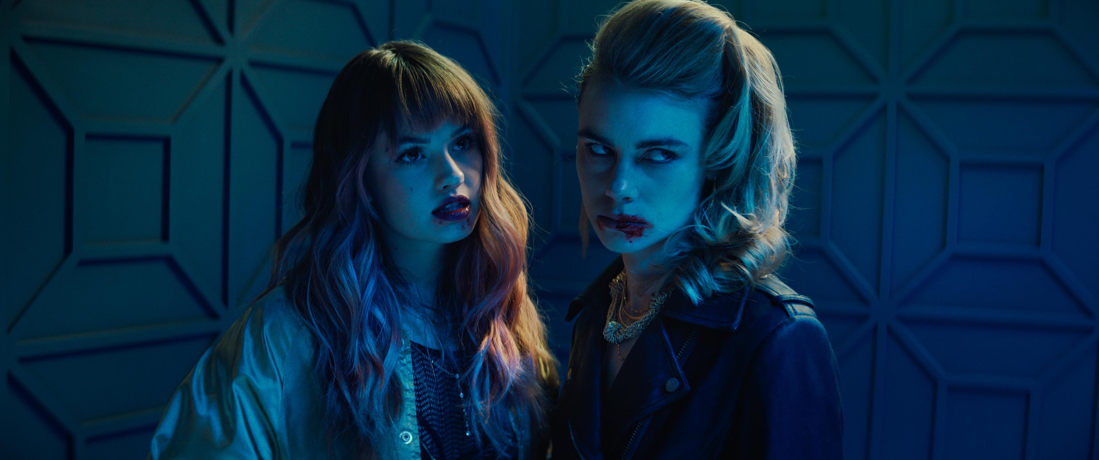 Netflix's Night Teeth Review